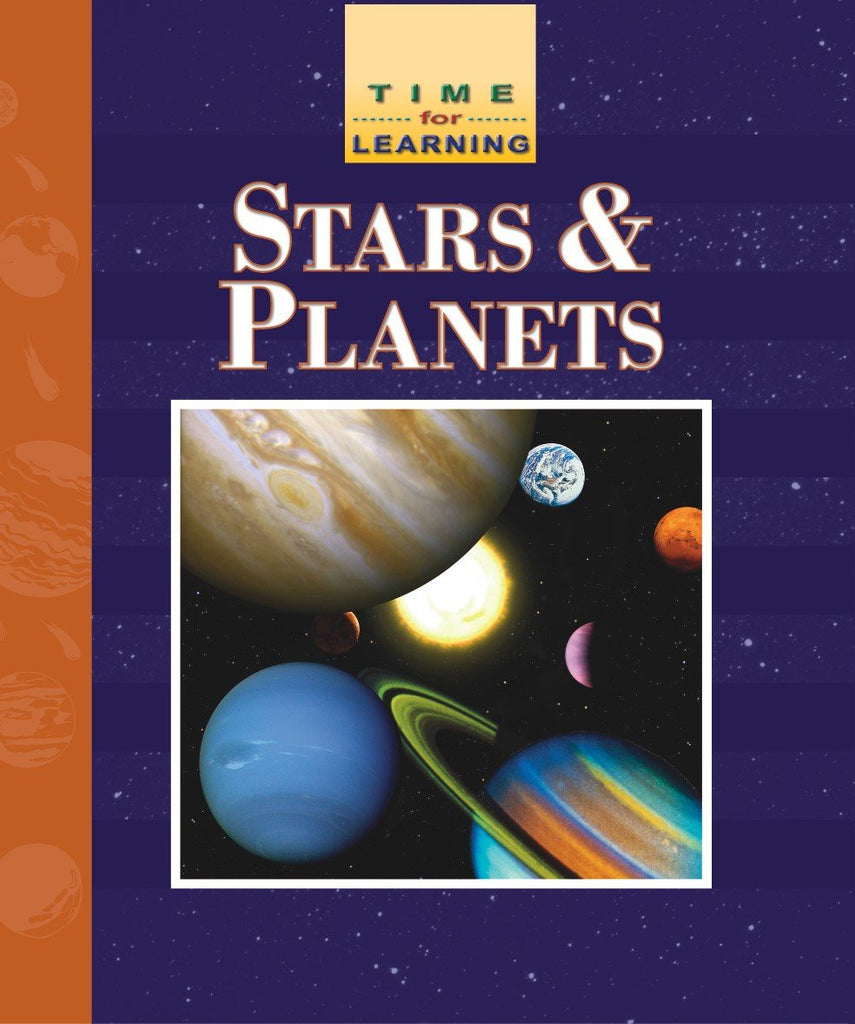 Time For Learning Stars & Planets