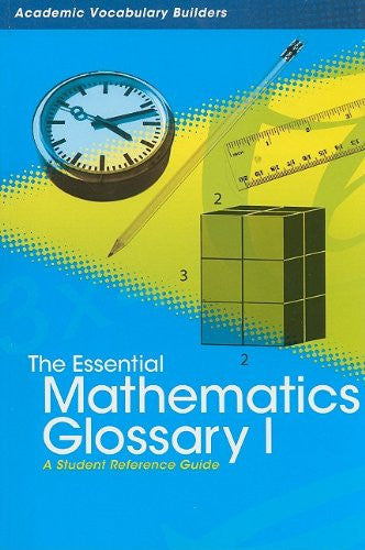 Essential Mathematics Glossary 1