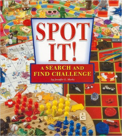 Spot It Search And Find Challenge