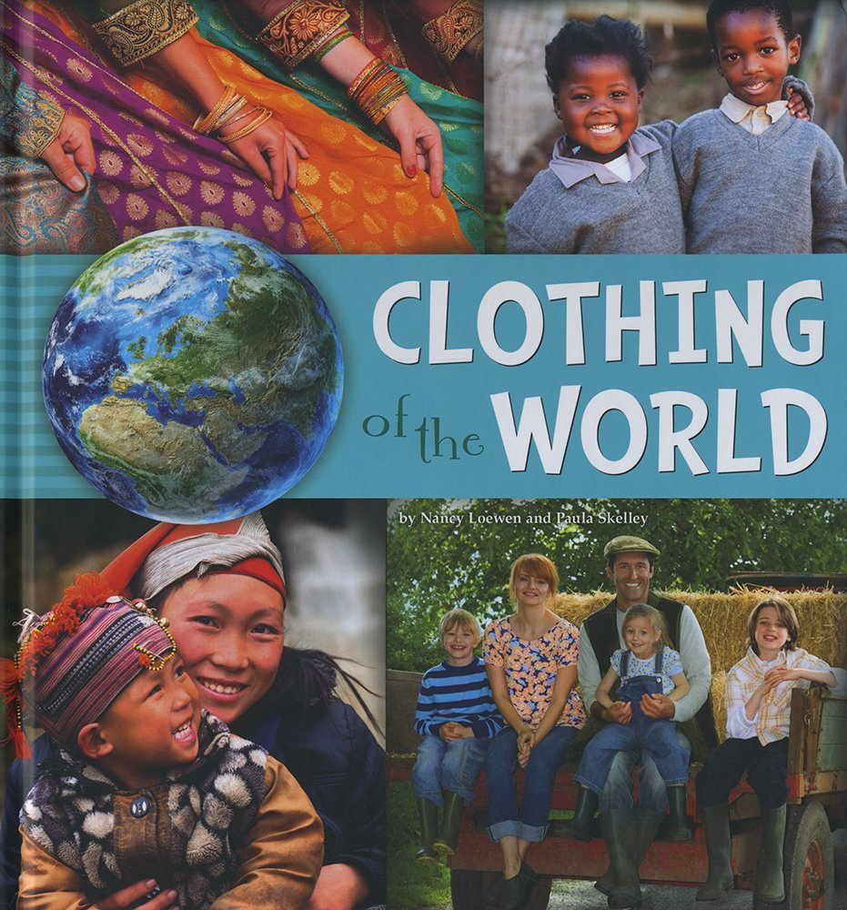 Go Go Global.. Clothing of the World