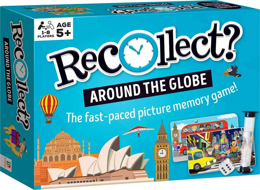 Recollect?  Around the Globe