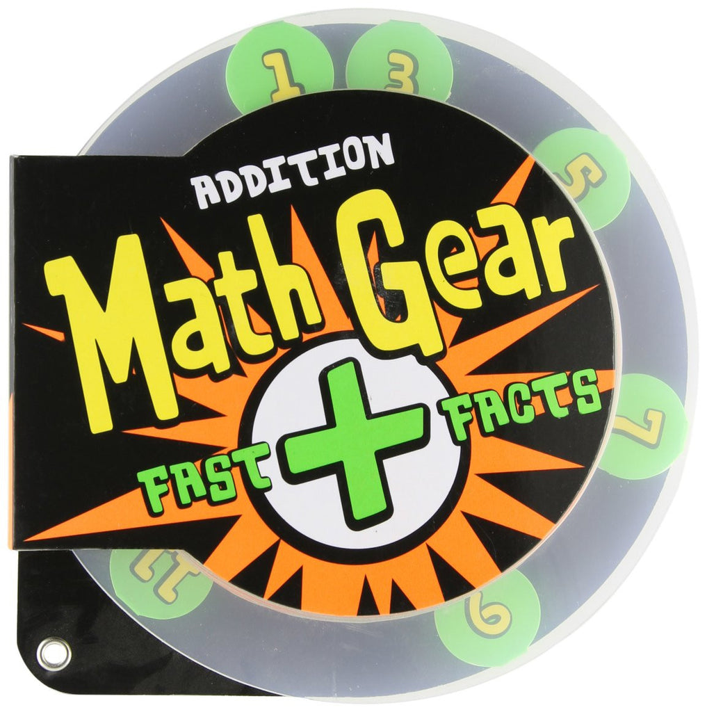Math Gear Additions Fast Fact