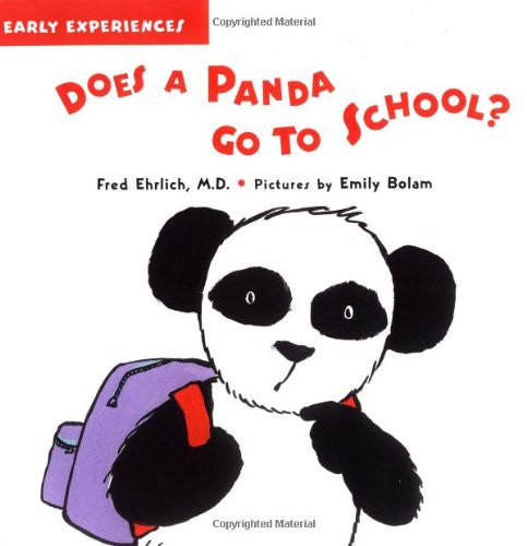 Early Experiences Does A Panda Go To School