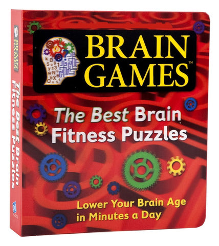 Brain Games The Best Brain Fitness Puzzles