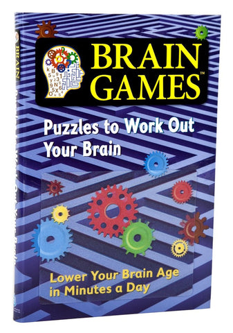 Brain Games Puzzles To Work Out Your Brain