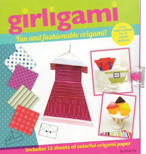 Girligami Fun And Fashionable Origami