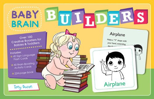 Tony Buzan Baby Brain Builders