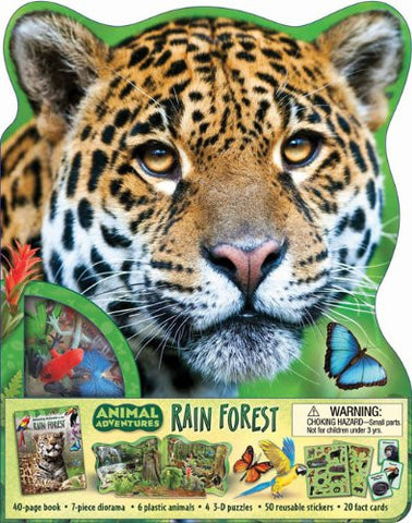 Animal Adventures Rain Forest