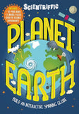 Scientriffic Planet Earth Build An Interactive Spinning Globe