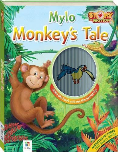 Mylo Monkeys Tale Story In Motion