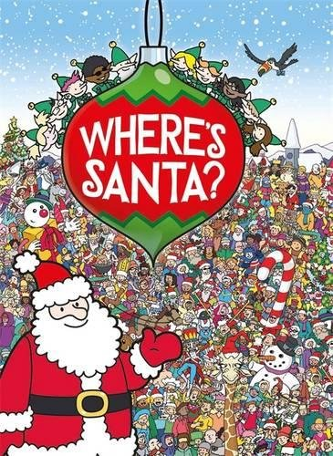 Where's Santa? Search & Find