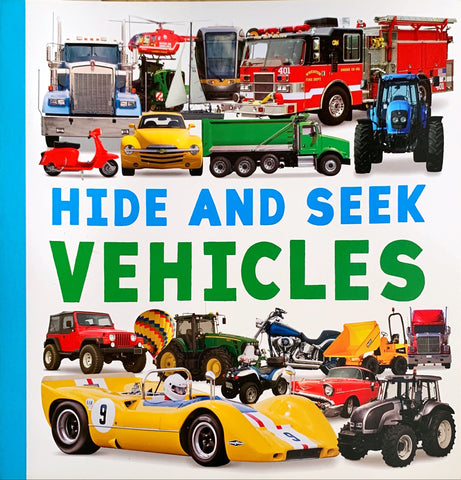 Hide and Seek Vehicles