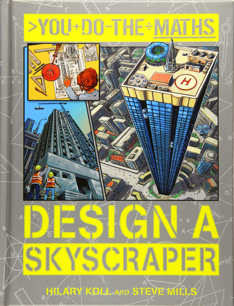 You Do The Maths - Design A Skyscraper