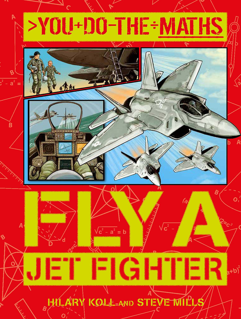 You Do The Maths - Fly A Jet Fighter
