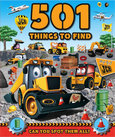 501 Things To Find