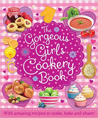 Gorgeous Girls Cookery Book