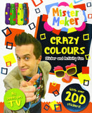 Mister Maker Crazy Colours Sticker and Activity Fun
