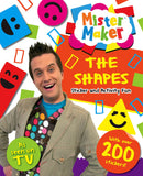 Mister Maker The Shapes Sticker And Activity Fun