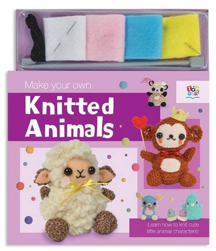 Make your own Knitted Animals