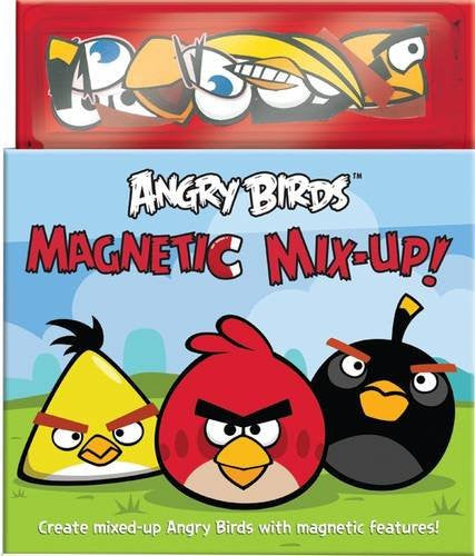 Angry Birds Magnetic Mix Up