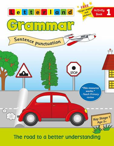 Letterland Grammar Activity Book 1