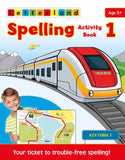 Letterland Spelling Activity Book 1