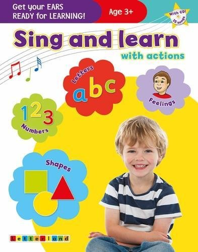 Sing and Learn with CD
