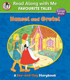 Read Along with Me Favourite Tales : Hansel And Gretel