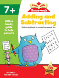 Help With Homework Adding & Subtracting 7+