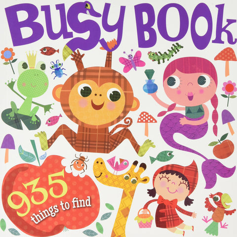 Busy Book 935 Things to find