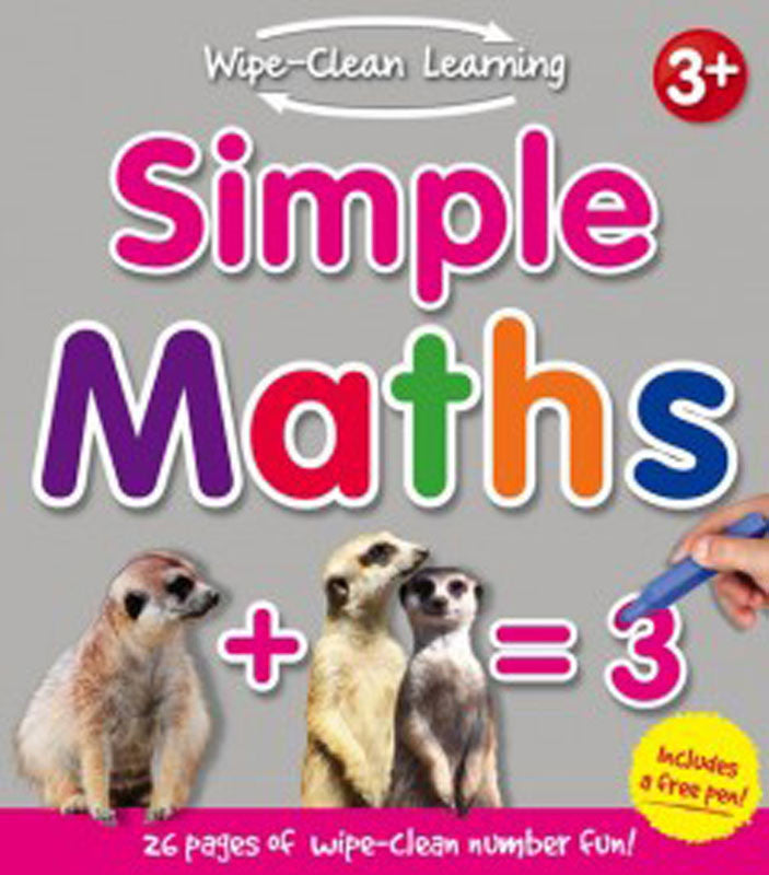 Wipe Clean Learning Simple Maths