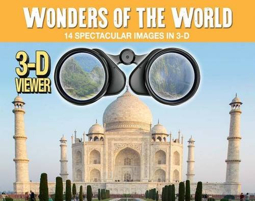 Wonders Of The World 3-D Viewer