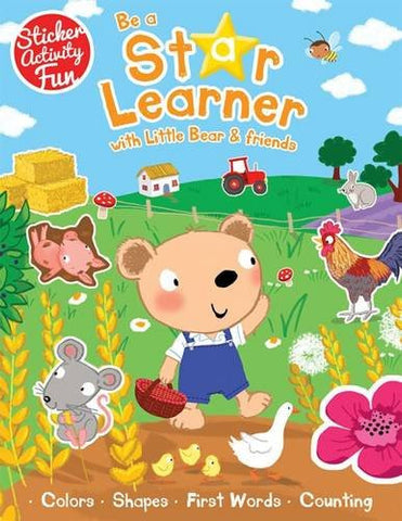 Be a Star Learner with Little Bear and Friends