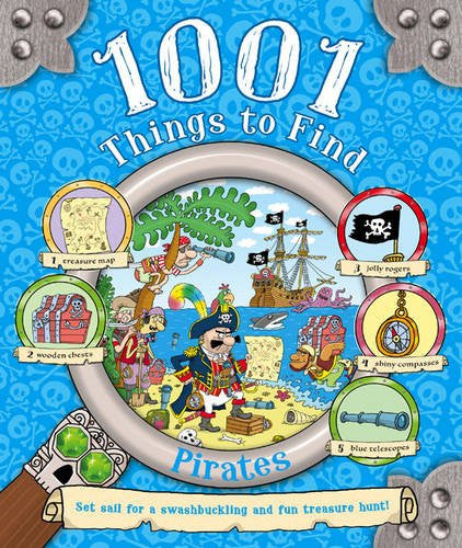 1001 Things to Find: Pirates