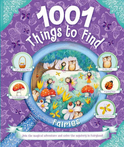 1001 Things to Find: Fairies