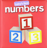 Baby's First Numbers 123 Padded