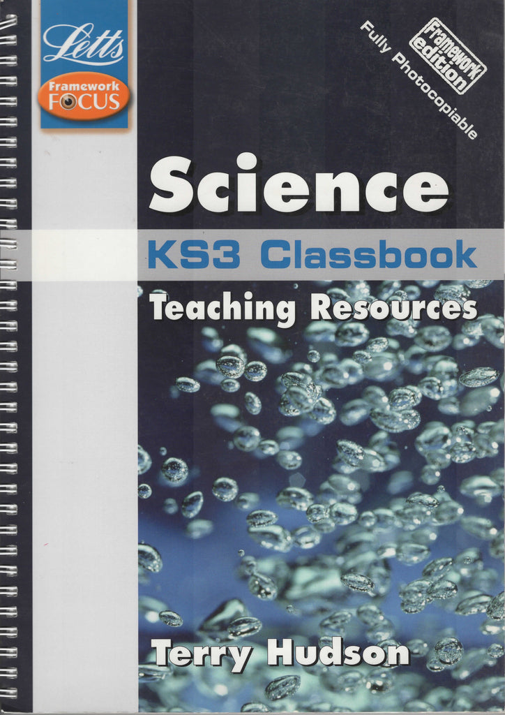 Letts Science KS3 Classbook Teaching Resources