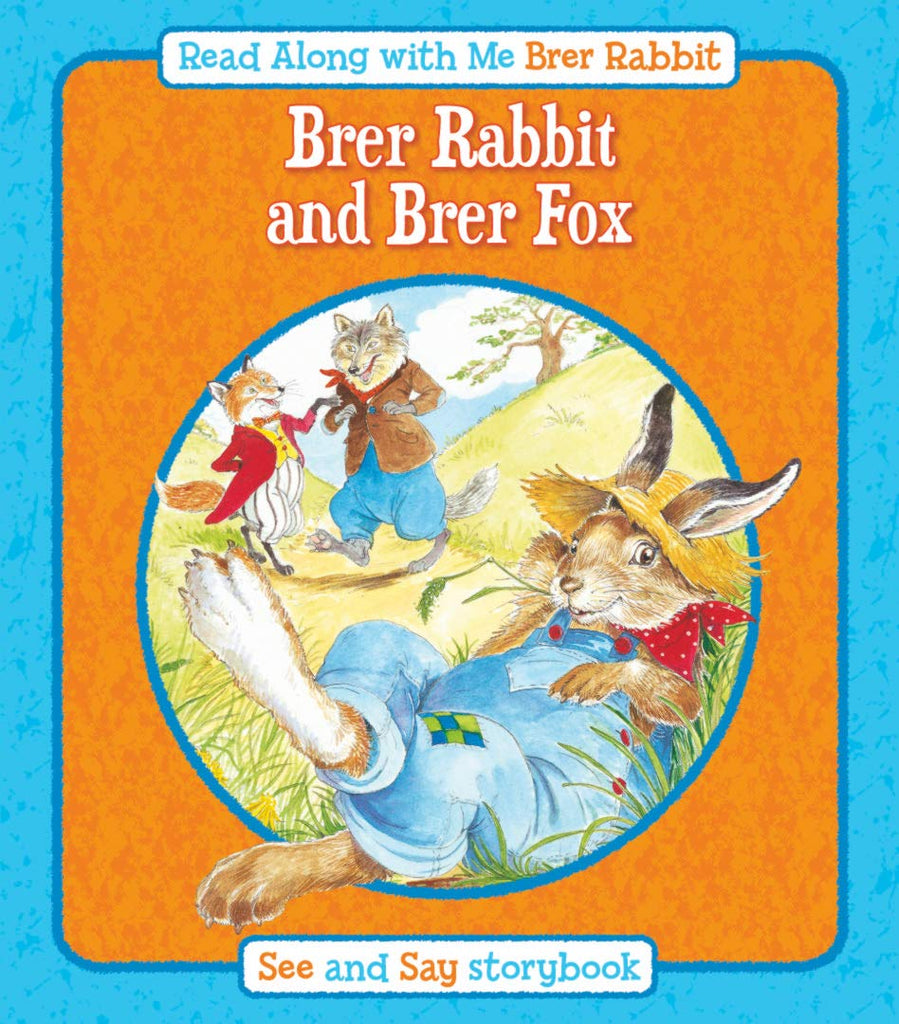 Read Along With Me Brer Rabbit And Brer Fox