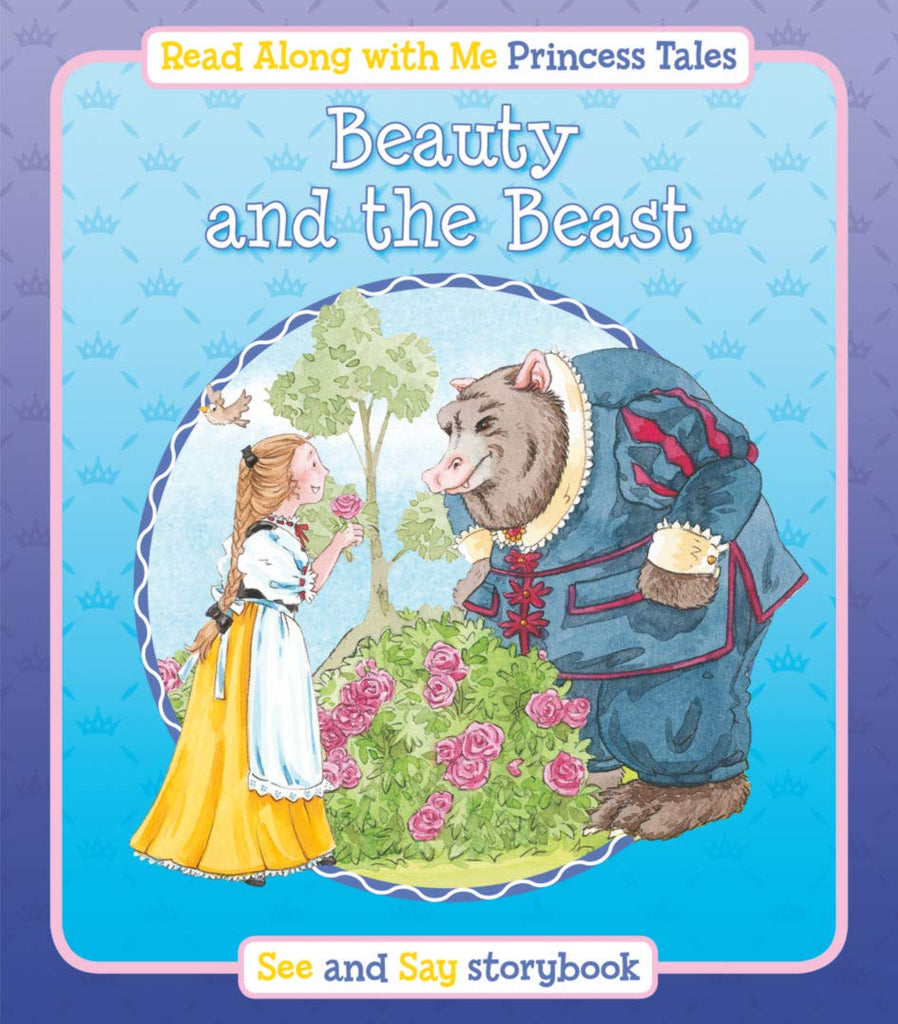 Read Along With Me  Princess Tales : Beauty and the Beast