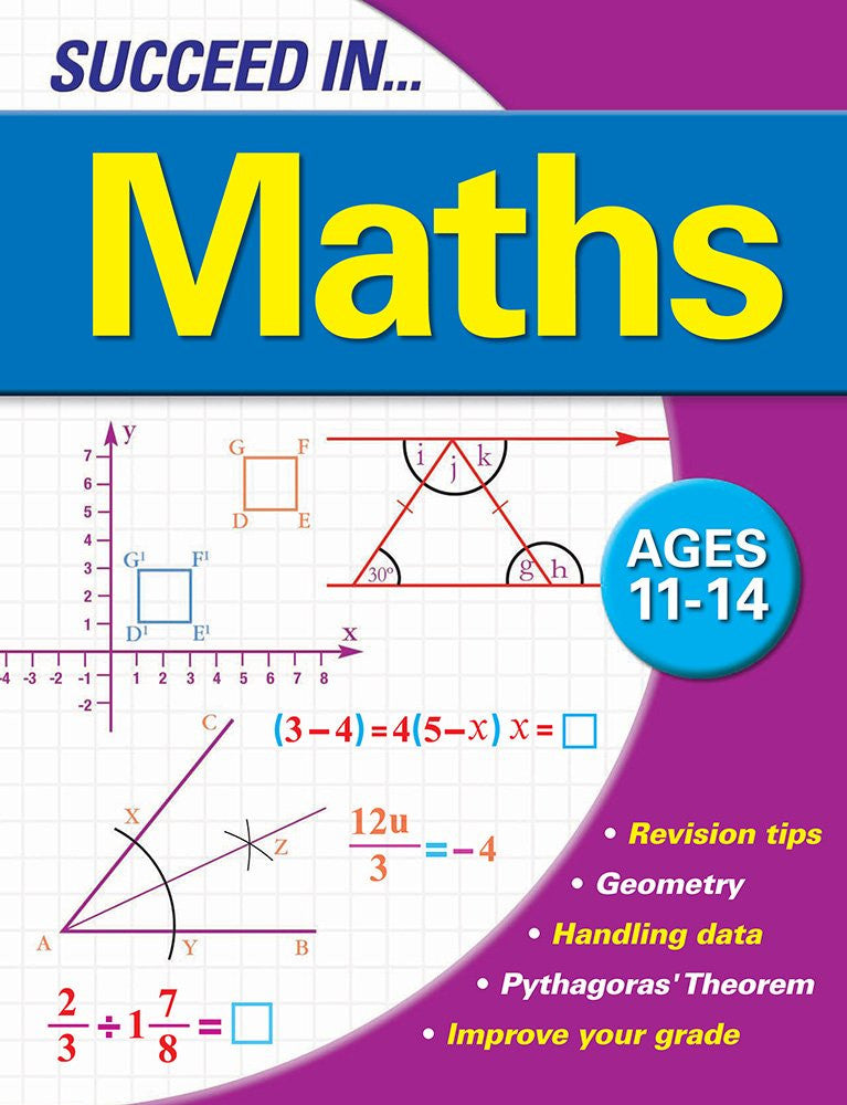 Succeed In Maths Age 11-14