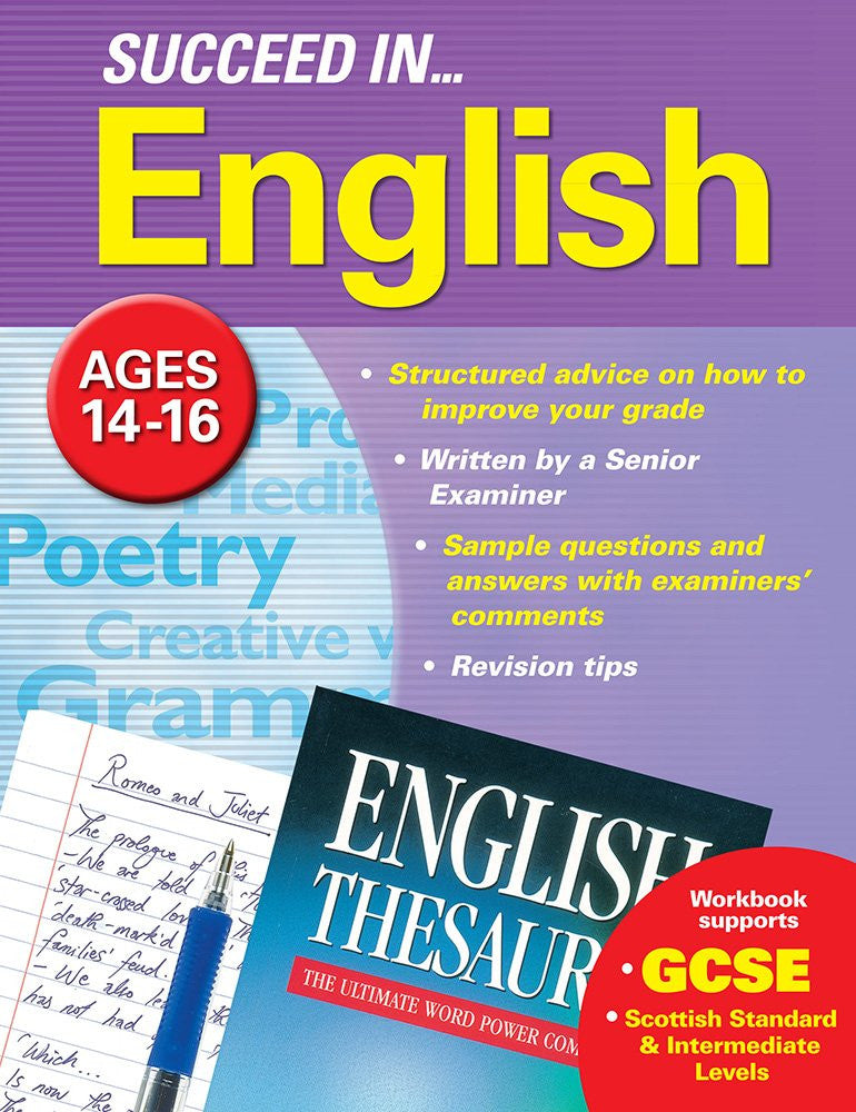 Succeed In English Ages 14-16 GCSE