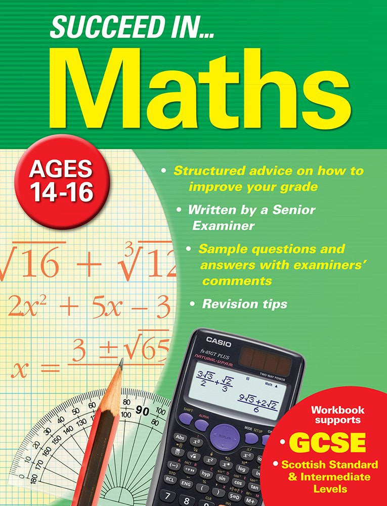 Succeed In Maths Ages 14-16 GCSE