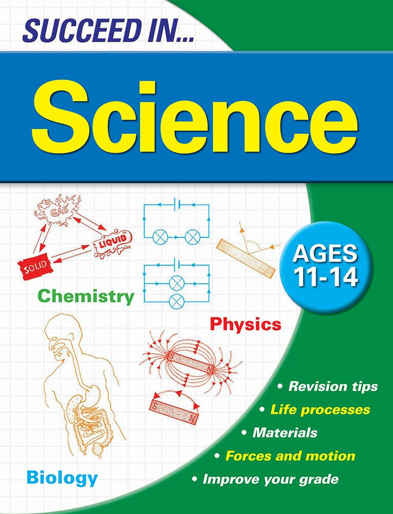 Succeed In Science Ages 11-14