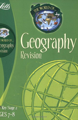 Letts World Of Geography Revision KS2 Age 7-8