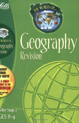 Letts World Of Geography Revision KS2 Ages 8-9
