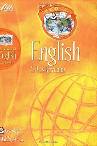Letts World Of English Revision KS 3 Ages 13-14