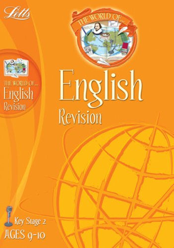 Letts World Of English Revision KS 2 Age 9-10