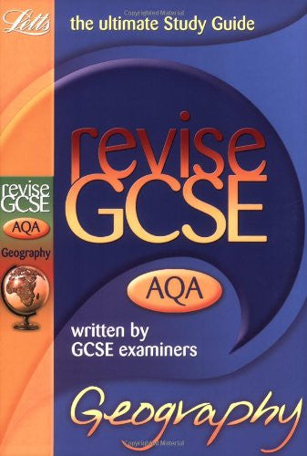 Letts Revise GCSE AQA Geography