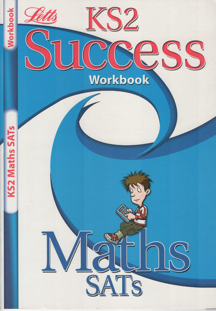 Letts KS2 Success Workbook Maths Sats