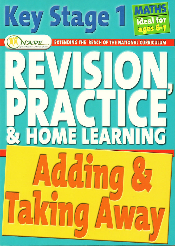 Nape Maths Revision Practice Adding & Taking Away Ages 6-7